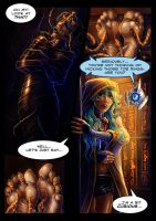 The Tomb of Torment - page 2 by WillGeorges