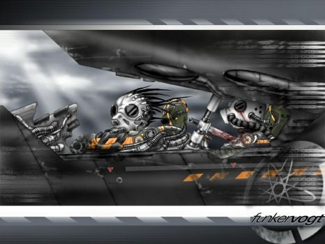 FunkerVogt Wallpaper Entry 03 by ElectronicBodyMusic