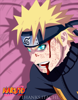 Naruto by iAwessome
