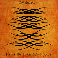 Dividers-I by PinkPanthress-Stock