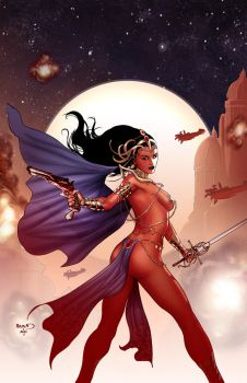 DEJAH THORIS 6 by PaulRenaud