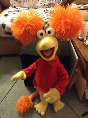 Red Fraggle: Third Try's the charm by Negaduck9