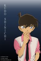 Kudo Shinichi by glezx