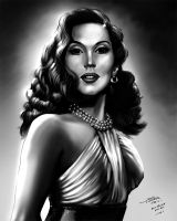 Ann Miller (Weekend Challenge) (Photo Reference) by jameslink