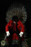 Game of Hellsing 2 by LON3LYPRINCE86