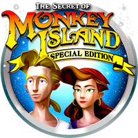 The Secret Of Monkey Island Special Edition by POOTERMAN