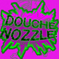 Douche Nozzle by elCal