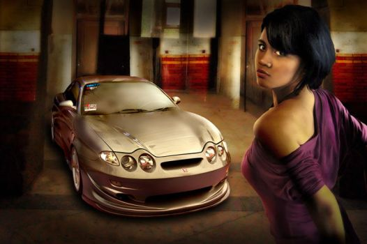 NFS Most wanted by nooreva