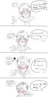 Don't Say It! by DarkRikuLover12