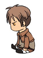Chibi Jean by Awkwardly-Handsome