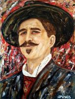 Doc Holliday by amoxes