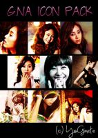 G.Na Icon Pack by ymginete