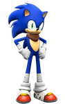 Sonic Boom, Rise Of Lyric Model by Nibroc-Rock