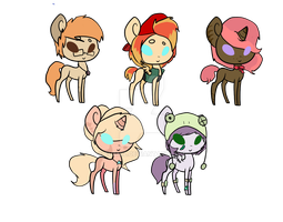 Mlp adopts 5/5 open **PRICES LOWERED** by Eutniz