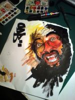 R.I.P. Russel Jones aka ODB by CurseByNature