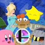 Star Smash Bros by embercoral