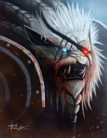 Rengar by Nosfer