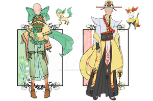 PokeFashion :Desiree-U: Batch by KhymerrahApplebi