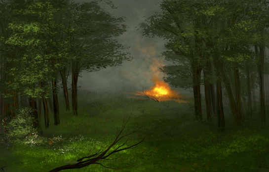 Wildfire by RiseUndead