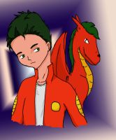 American Dragon by VanKuchen