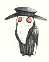 plague doctor 2 by zoharglait