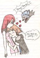 Sora loves puberty... X3 by Disneyfreak007