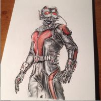 Antman by PatrickRyant