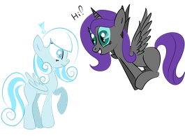 Hi Snowdrop! (v2) by ForestHeart74