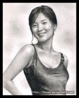 Song Hye Kyo by imuya