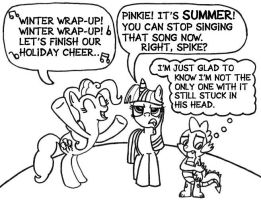 A Summertime Winter Wrap-Up by SamuelEAllen
