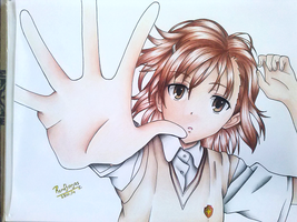 misaka mikoto by stylable