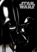 Darth Vader Remastered by Ginadera