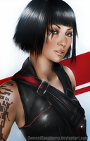 Faith (Mirror's Edge 2) by SweeetRazzbery
