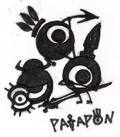 Patapons by Danoartist