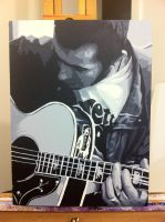 Liam Gallagher commission 2 by purposemaker