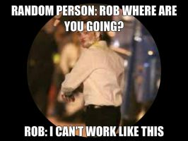 Robert Pattinson Meme by NickelodeonLover