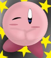 kirby :D by 222222555555