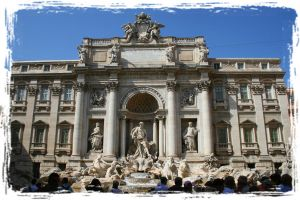 The Trevi Fountain 1 by iluvia