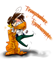 Temperature Tantrum by Kikiine
