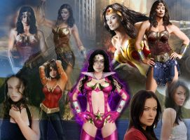Diana of themyscira by abask5