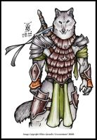 Wolflord by CrescentMoon