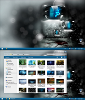 Windows 7 Atlantis - May,24, 2012 by Draco23hack