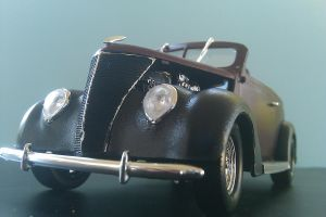 1937 ford sedan II by themodelist