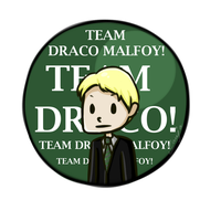 Team Draco Malfoy! by TanjaSumer