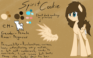 Cookie Sheet by Spirit-Cookie