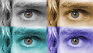 Color Perception Illusion by Anachronist84