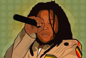 Stephan Marley by 5MILLI