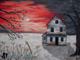The House With Nobody In It by MadameAradia