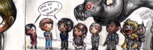 Hannibal - Have you seen a cannibal doctor? by FuriarossaAndMimma