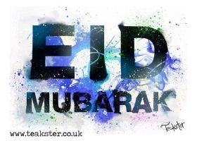 Eid Card VI by Teakster